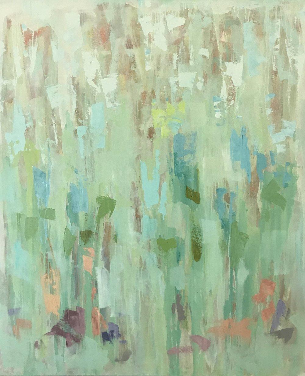 40 x 48  oil on canvas