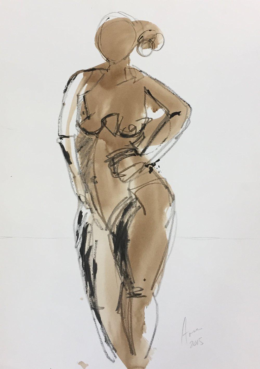 Figure Drwaing #6