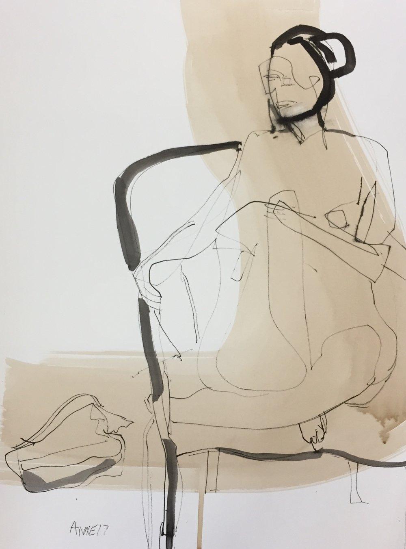 Figure Drwaing #3