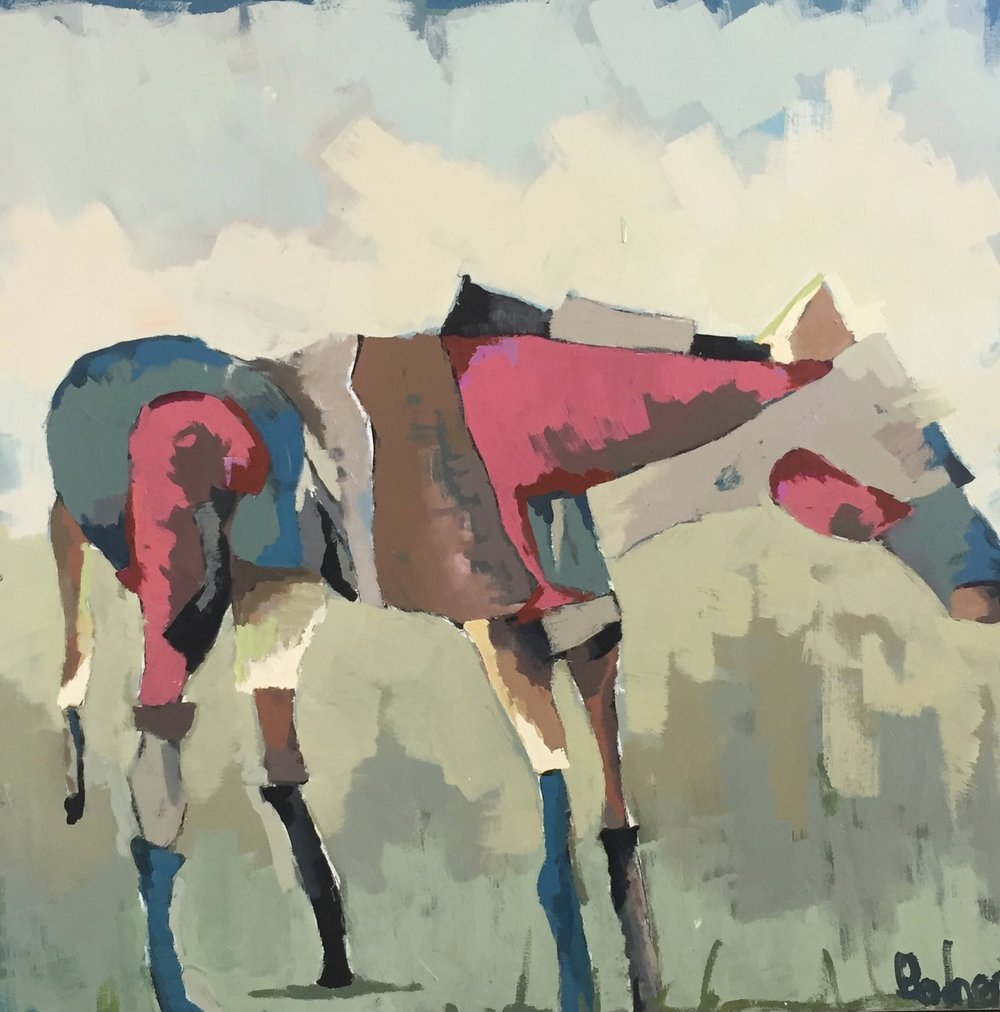 48x48  Oil on canvas