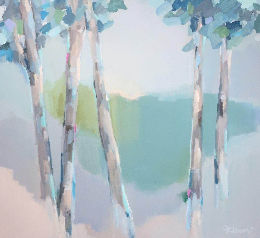 48x48  Acrylic on canvas