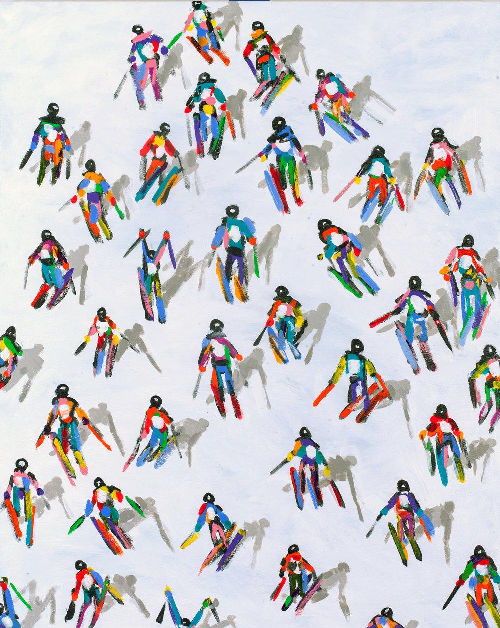 #335 Ski Mountain