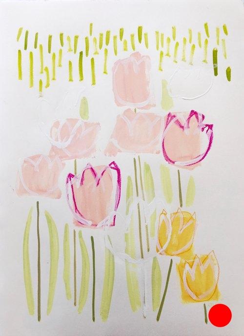 Tulip Field II