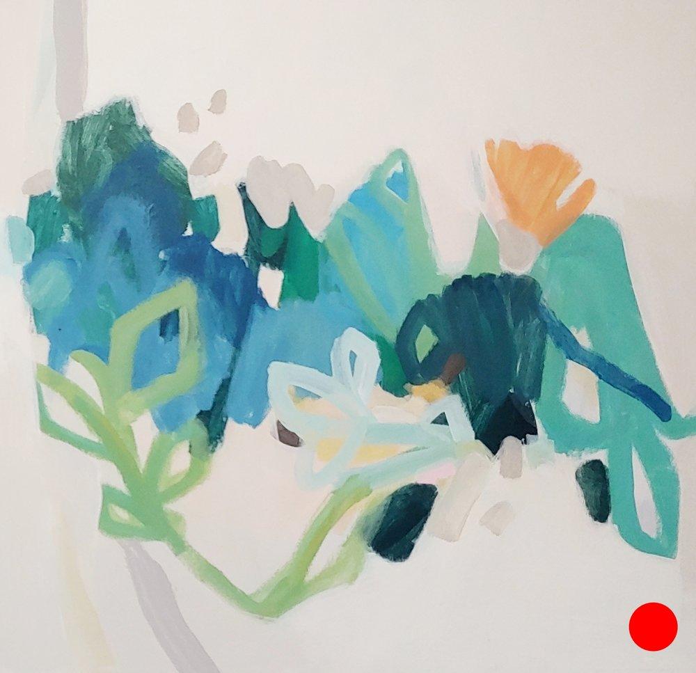 36x36  Acrylic on canvas
