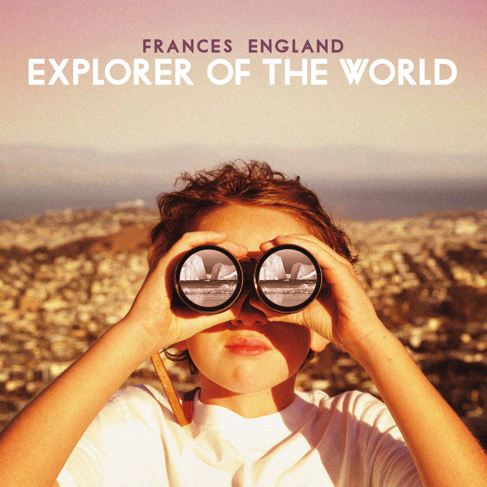 Album Cover Photo and Design: Frances England