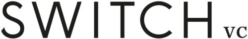 Switch VC Typography Logo