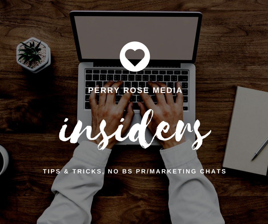 Perry Rose Media Insiders