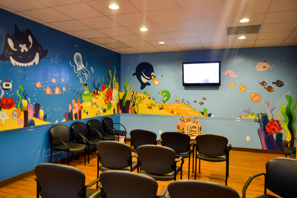 Three convenient locations for  all of your pediatric needs