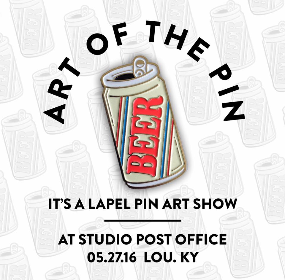 Studio Post Office   - Art Of The Pin