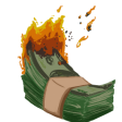 Emote - Money Burn 112.png