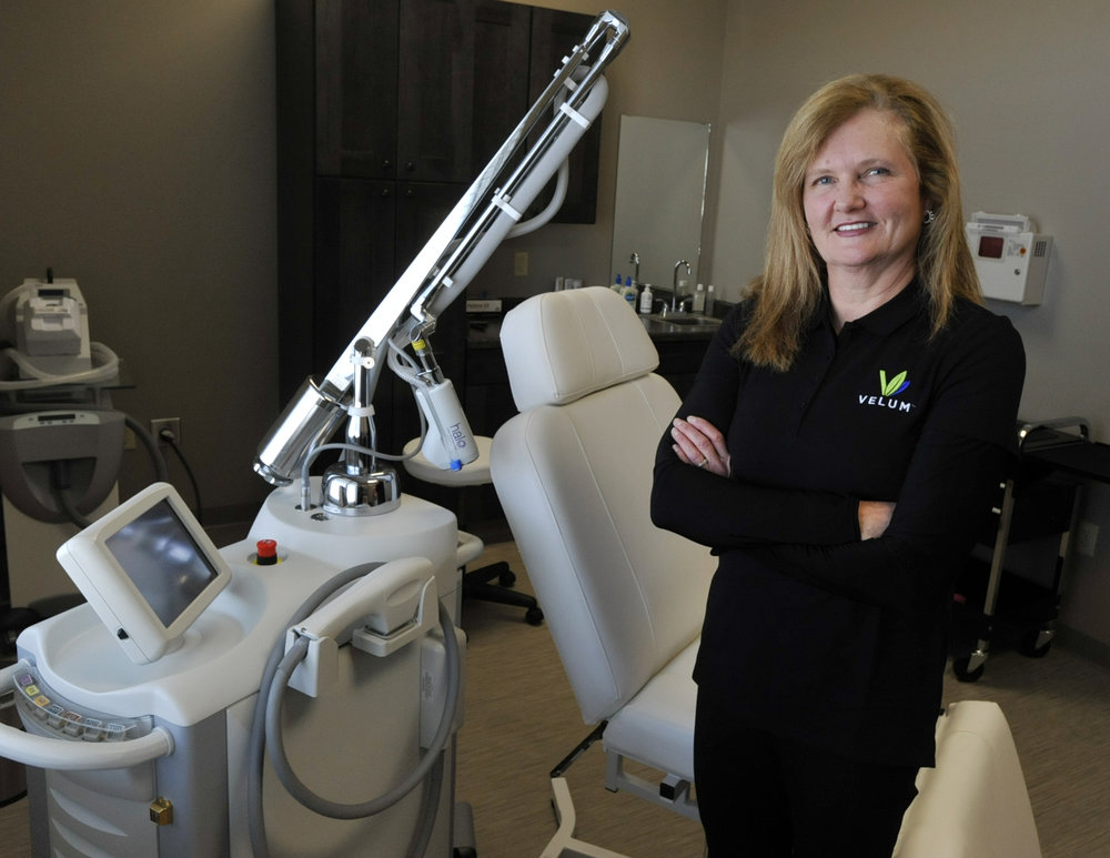 Dr Cheryl S Cook and Sciton Laser