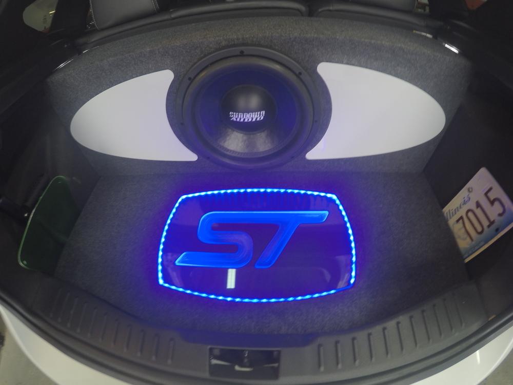 Audio Install #7