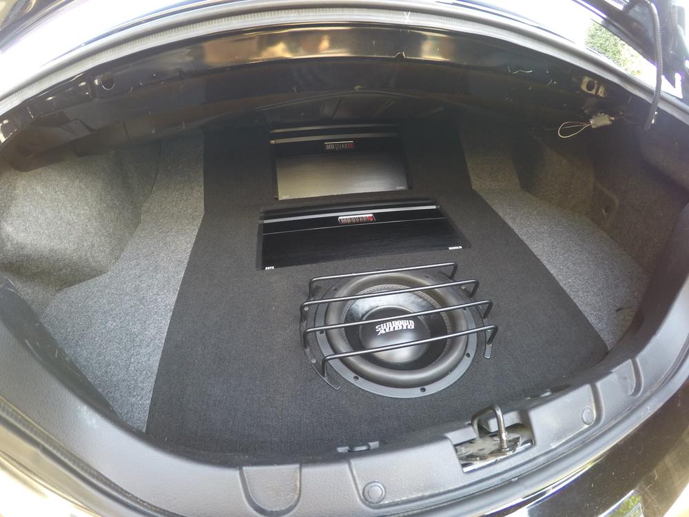 Audio Install #9