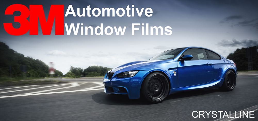 3M Automotive Window Film