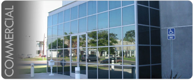 Commercial Window Film #1