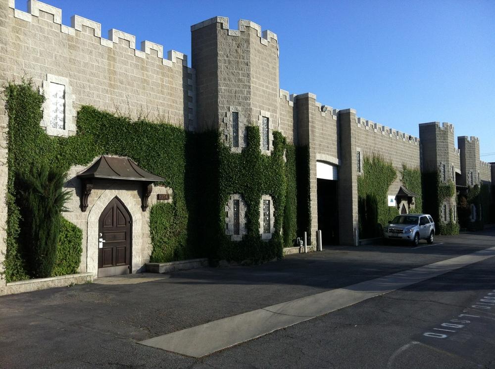 LA Castle Studios exterior