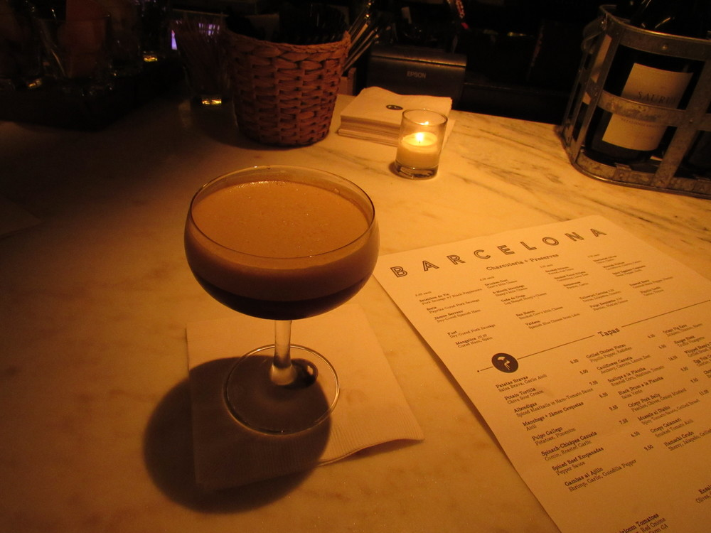 Mmm espresso martinis.