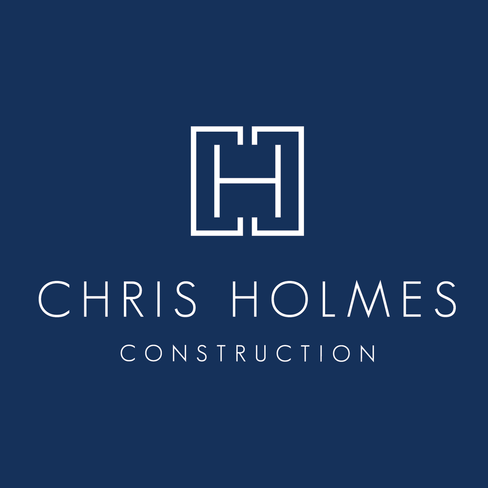 Chris Holmes Construction brand // print