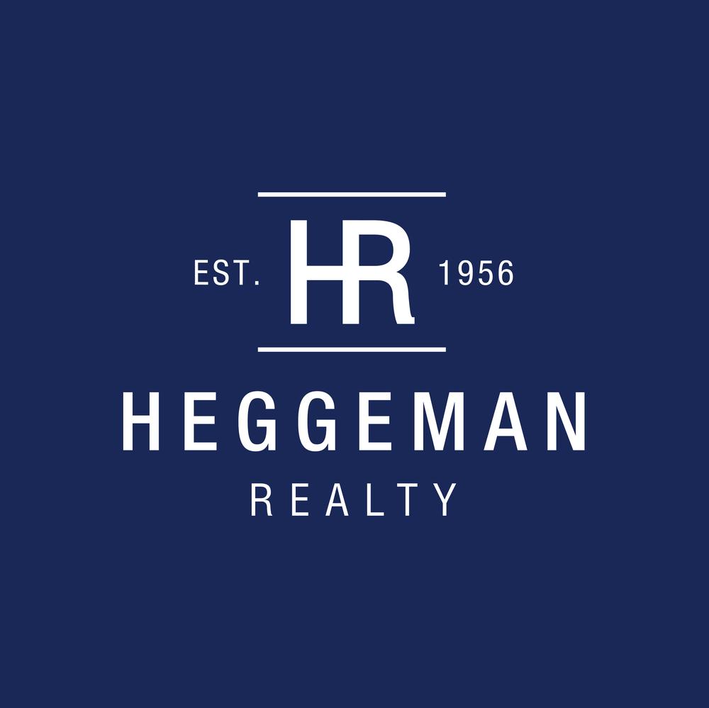 Heggeman Realty brand // print