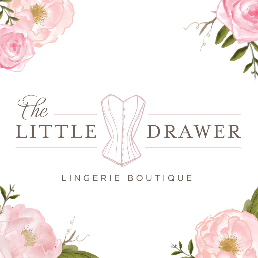 The Little Drawer brand // print