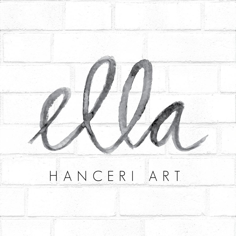 Ella Hanceri Art brand // print