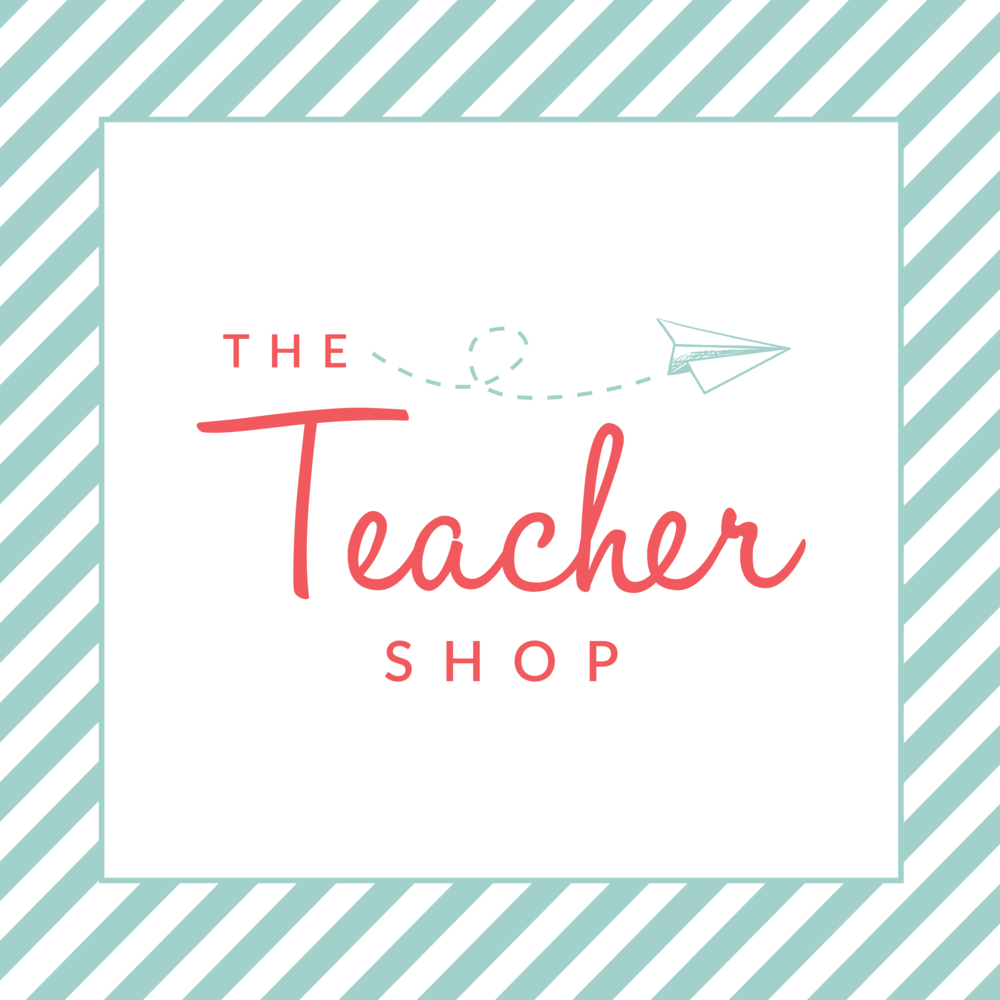 The Teacher Shop brand // print