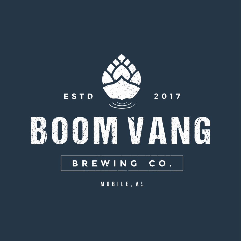 Boom Vang Brewing Company brand // print