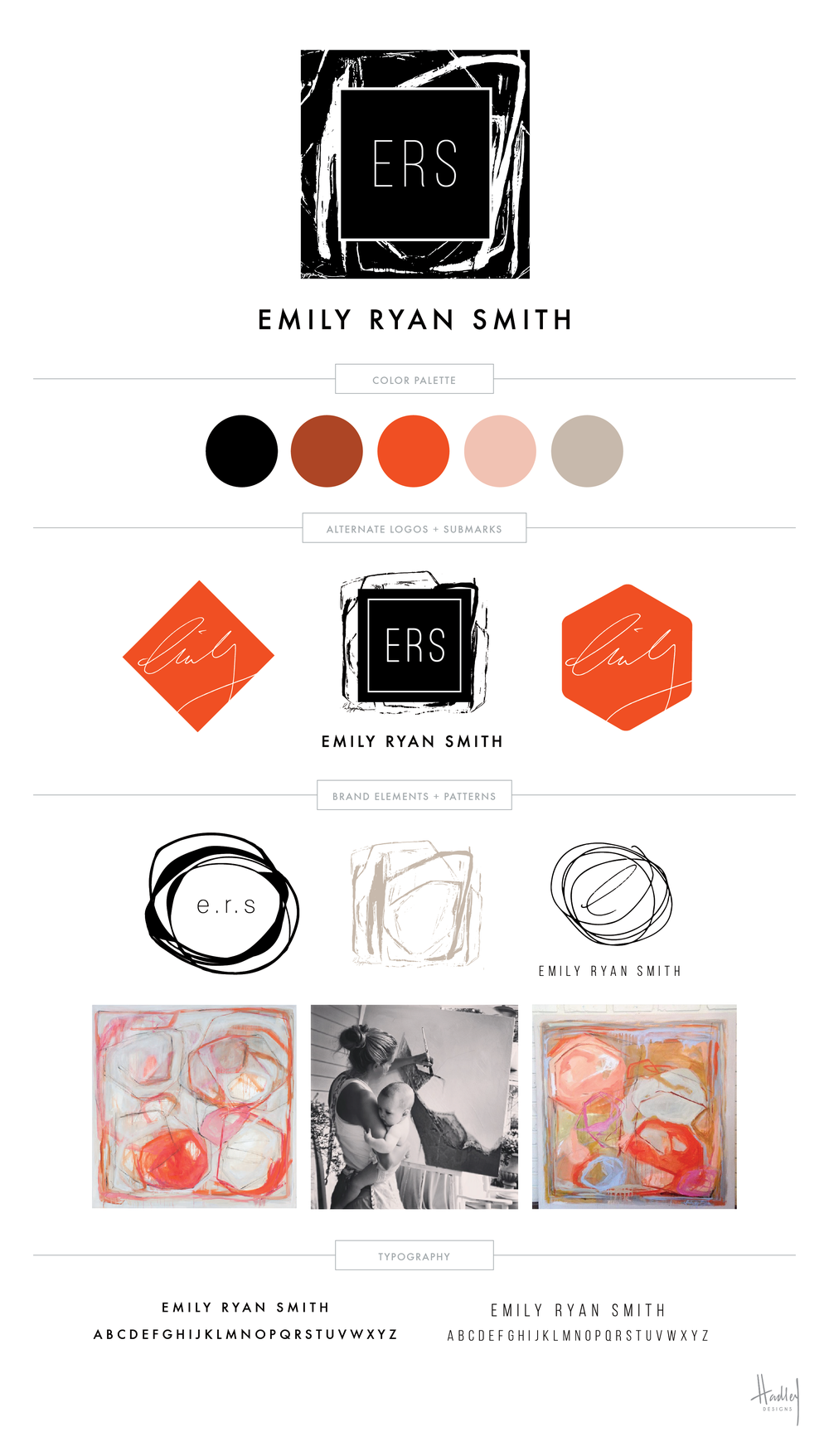 Emily Ryan Smith - Hadley Binion Designs