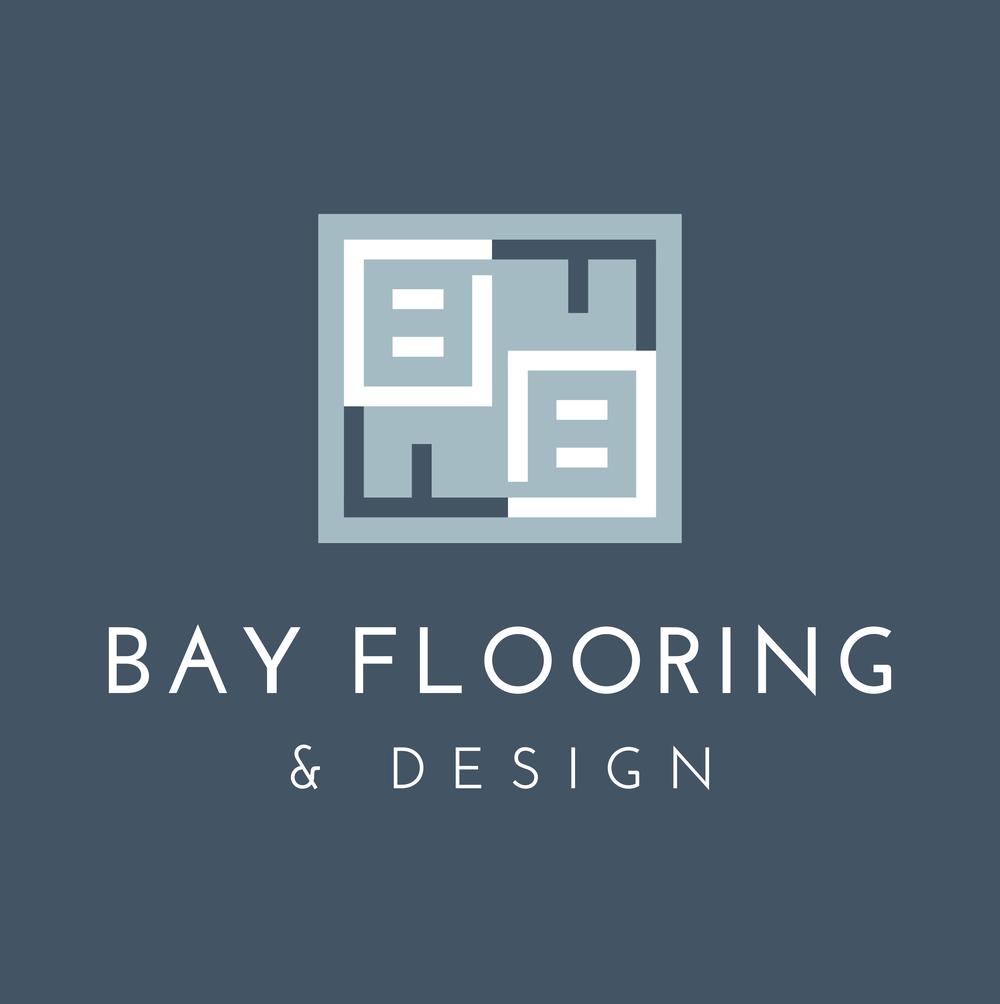 Bay Flooring & Design    brand // s  ignage