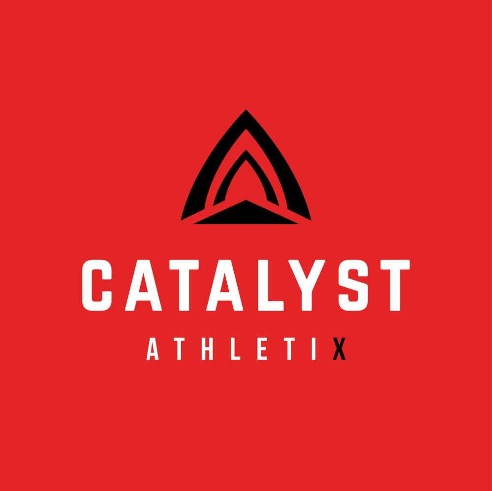 Catalyst Athletix    brand // print