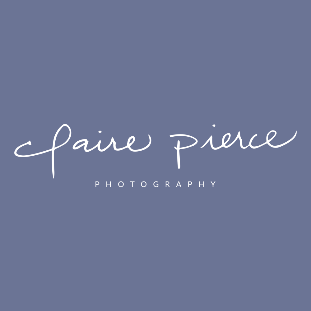 C  laire Pierce Photography    brand // print
