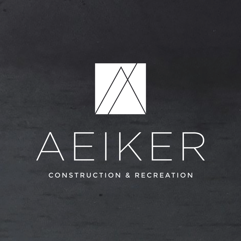 A  e  iker Construction & Recreation    b  rand