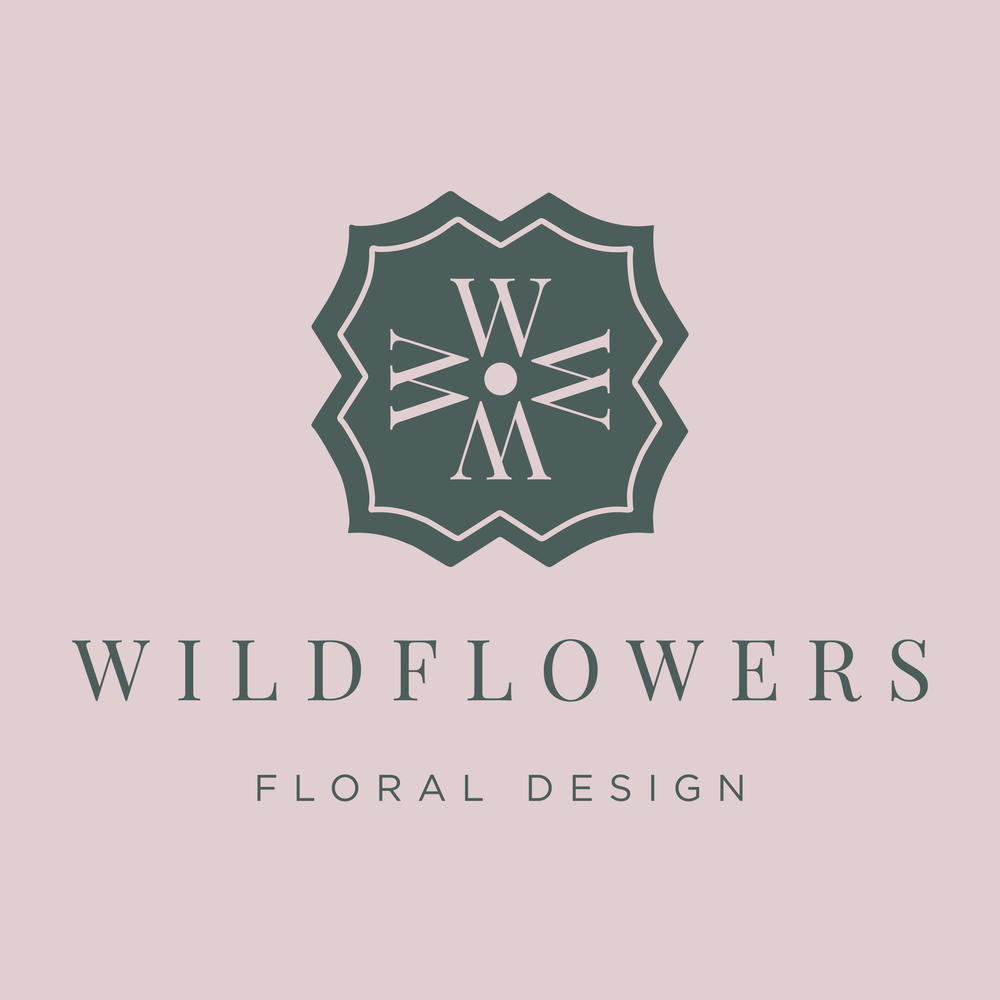 Wildflowers Floral Design    brand // print