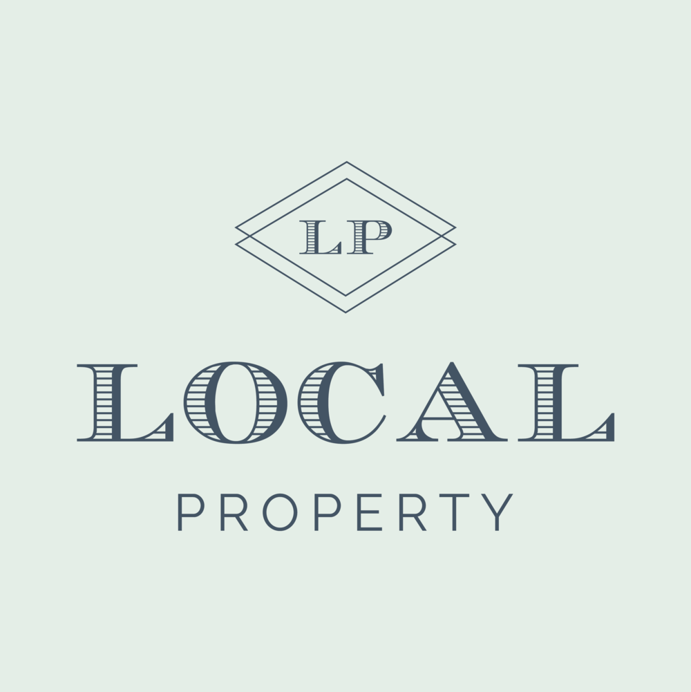 Local Property     brand // print // signage