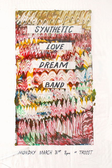 Synthetic Love Dream poster for Troost