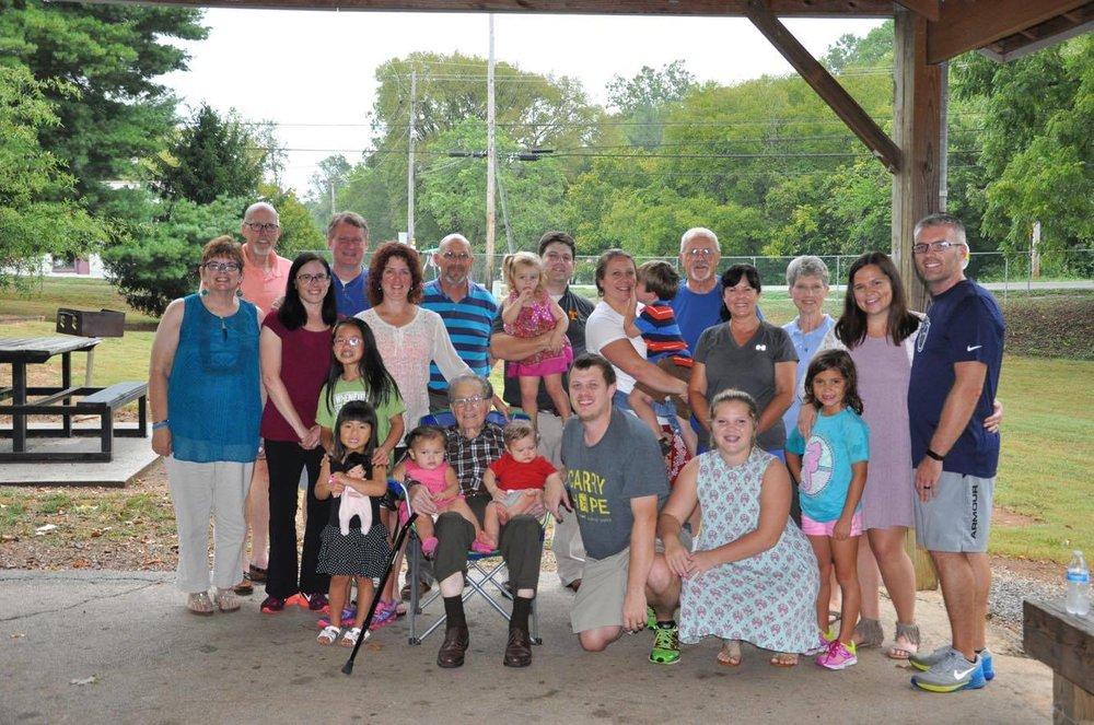 92nd Birthday Family Celebration