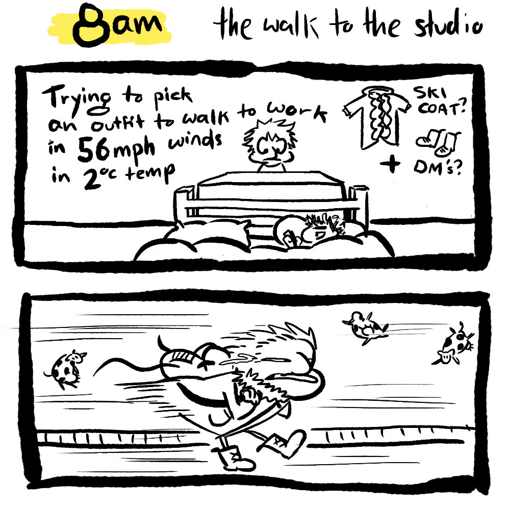 hourlycomicday 8am
