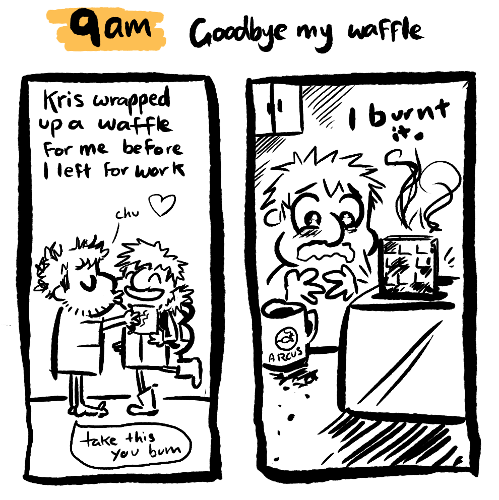 hourlycomicday 9am