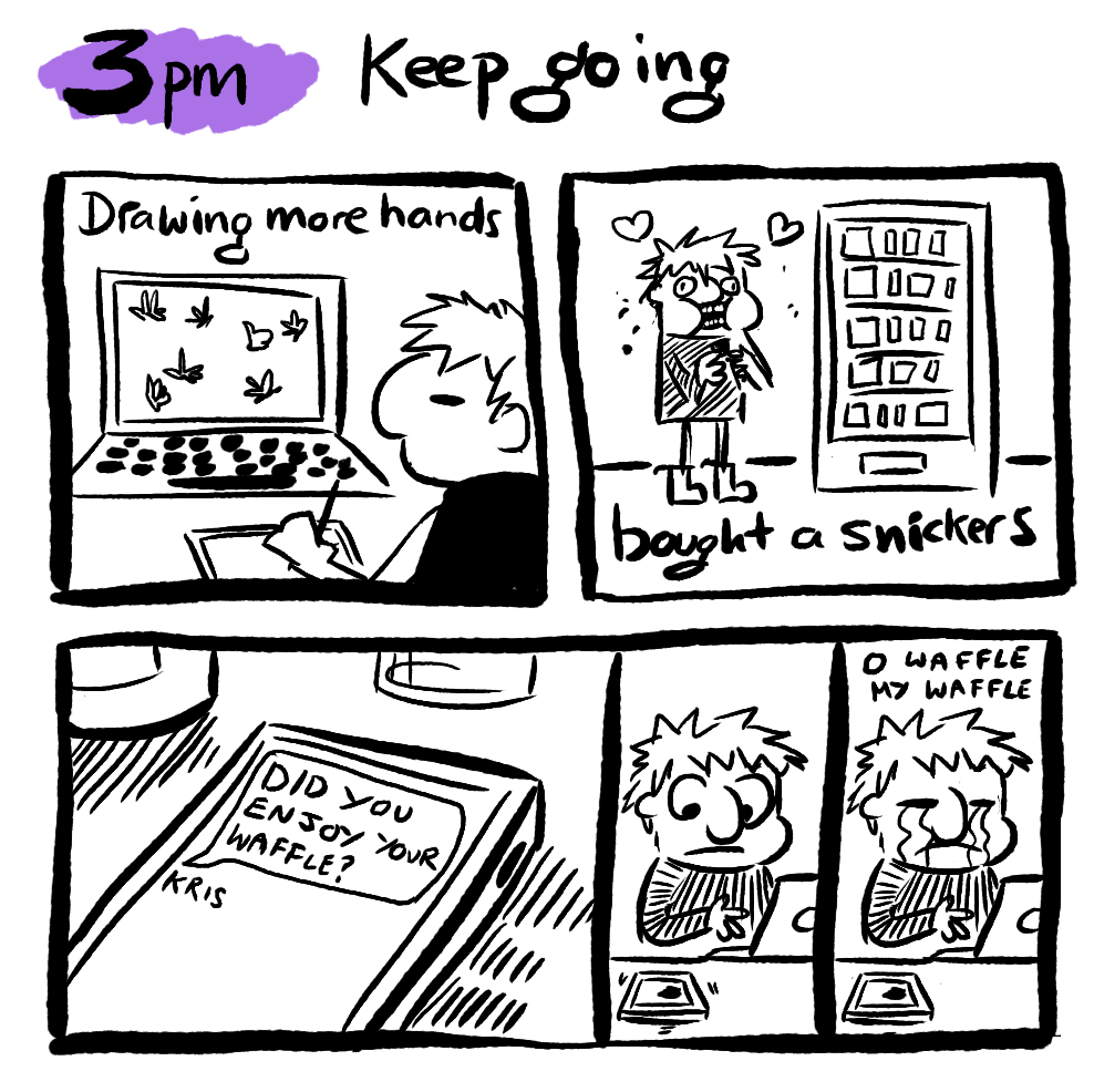 hourlycomicday 3pm