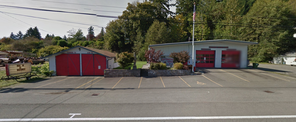 ***STAFFED*** Station 5-1 - Allyn Fire Station 18411 E State Route 3, Allyn WA