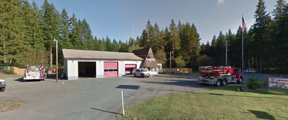 Station 5-3 -  Mason Benson Fire Station  2520 E Mason Benson Rd, Grapeview WA