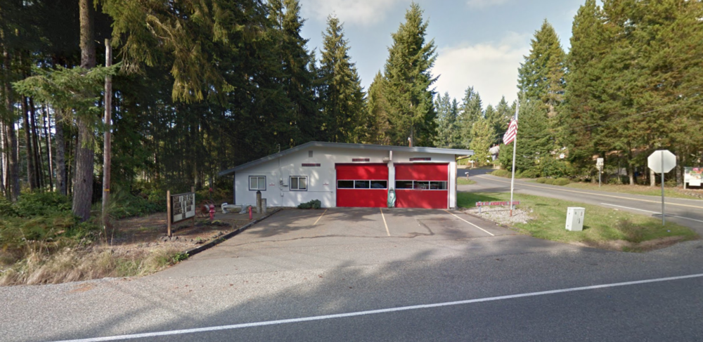 ***STAFFED***   Station 5-4 -    Lake Limerick Fire Station  21 E Saint Andrews Dr, Shelton WA