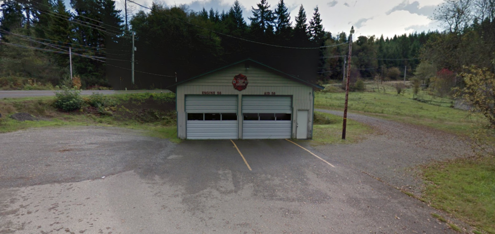 Station 5-6 - Deer Creek Fire Station 21 E Gosser Rd, Shelton WA