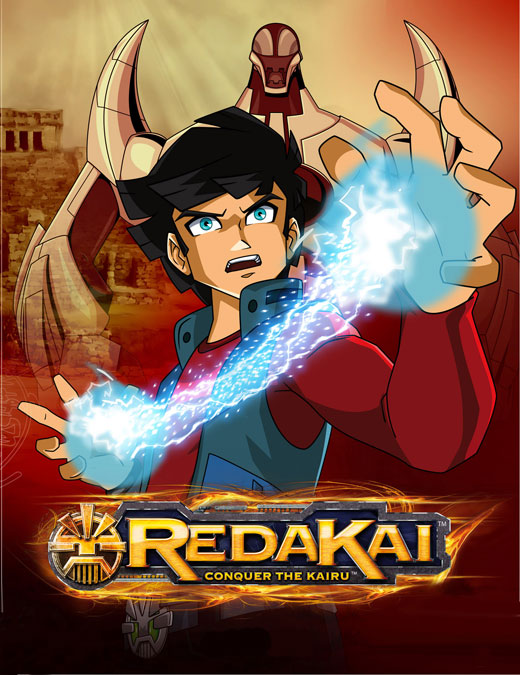 Redakai; Conquer the Kairu