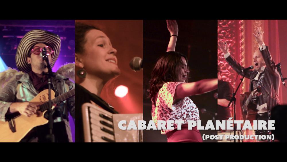 Le Cabaret Planétaire