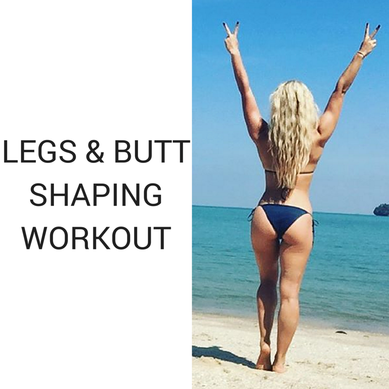Butt Shaping Exercise 29