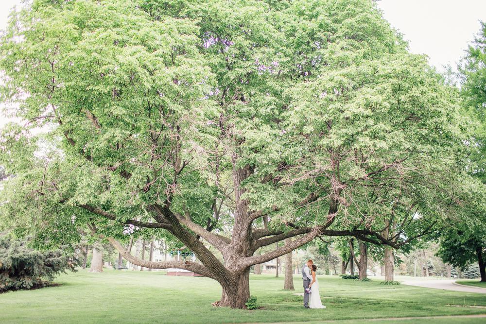 Hanscom Park in Omaha