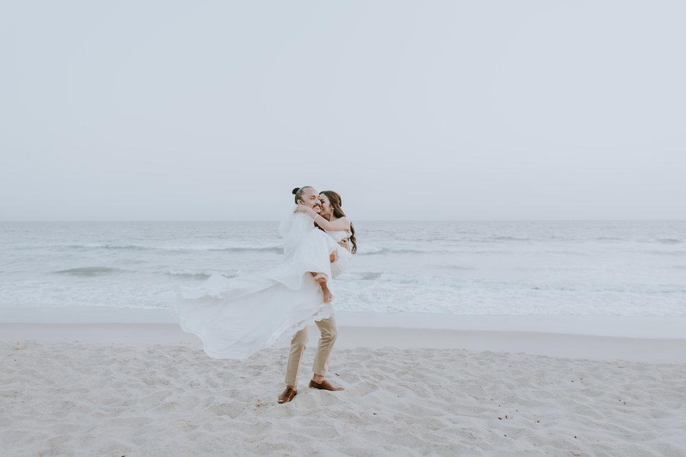 Rachel Wakefield Malibu Wedding Photographer