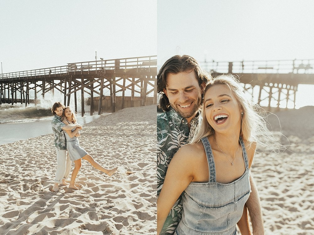 Seal Beach Engagement Photography Los Angeles Photographer Rachel Wakefield Kelsey Hickox and Austen Mayer-20.jpg
