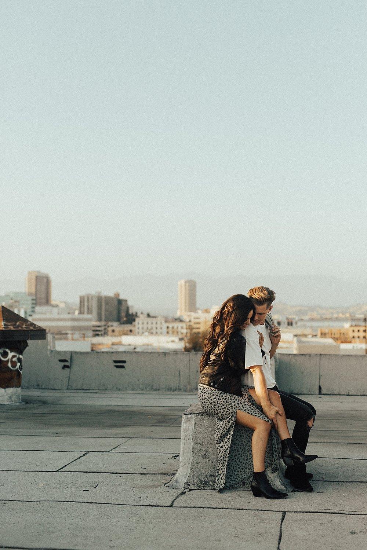 Los Angeles Engagement Photographer Rachel Wakefield Sam Artz and Nick Artz Downtown LA-4.jpg